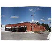 Erick, Oklahoma - Sheb Wooley Avenue Poster