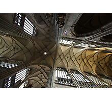 Decorative Ribs Photographic Print