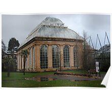 The Glasshouse, Royal Botanic Garden, Edinburgh Poster