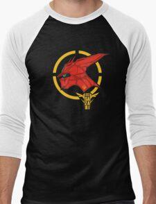 MSN-04 NEO-ZEON Men's Baseball ¾ T-Shirt
