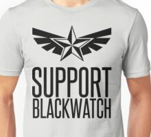 Support Blackwatch Unisex T-Shirt