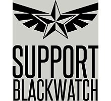 Support Blackwatch Photographic Print