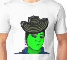 Mexican Alien Sombrero Unisex T-Shirt
