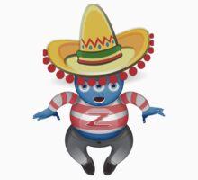 Mexican Alien Sombrero by mralan