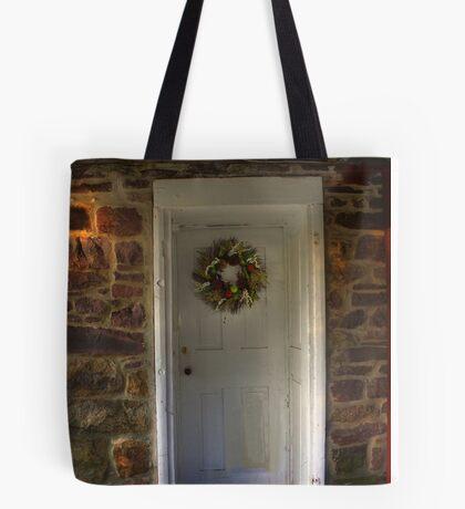 Historic Entrance Tote Bag