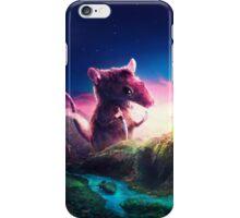 Knife Rat vs Wizard Bear iPhone Case/Skin