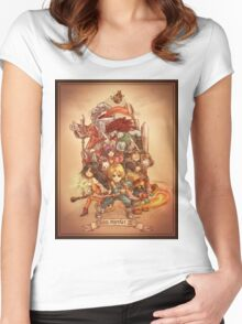 FFIX - Tribute Women's Fitted Scoop T-Shirt