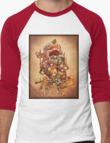 FFIX - Tribute Men's Baseball ¾ T-Shirt