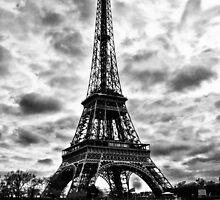 Eiffel Tower by Jim Kernan