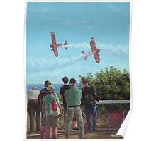 bournemouth air festival Poster