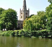 Holy Trinity Church, Stratford-upon-Avon by Rod Johnson