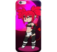 Etna in the Moon iPhone Case/Skin