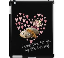 little love bug iPad Case/Skin
