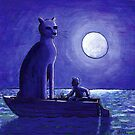 I never saw the cat by Joel Tarling
