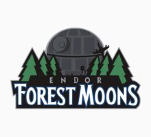 Endor Forest Moons - Star Wars Sports Teams by SHABBADOO2