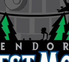 Endor Forest Moons - Star Wars Sports Teams Sticker