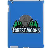 Endor Forest Moons - Star Wars Sports Teams iPad Case/Skin