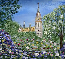 Picaboo Church by maggie326