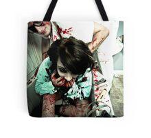 Laughin' Like Lunatics II Tote Bag