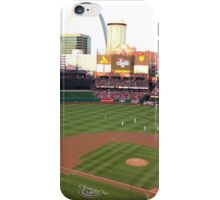 St Louis Cardinals Busch Stadium iPhone Case/Skin
