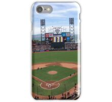 AT&T Park SF Giants Panorama iPhone Case/Skin