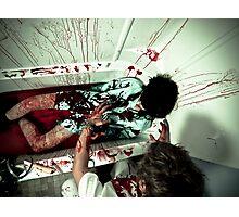 Strangle Photographic Print