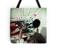 Strangle Tote Bag