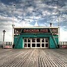 The Pier at Paignton by Rob Hawkins