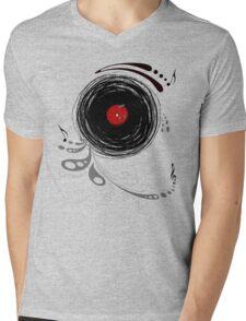 Vinylized! - Vinyl Records  Mens V-Neck T-Shirt