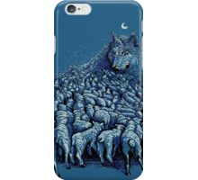 journey to wolf mountain iPhone Case/Skin