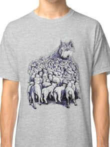journey to wolf mountain Classic T-Shirt
