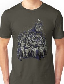journey to wolf mountain Unisex T-Shirt