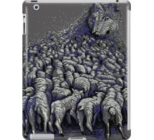 journey to wolf mountain iPad Case/Skin