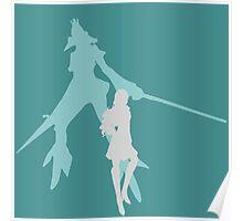 Mitsuru - Penthesilea Persona 3 Poster