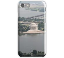 Washington DC Jefferson Memorial iPhone Case/Skin