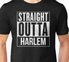 straight outta harlem Unisex T-Shirt