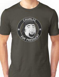 Pawn Stars Chumlee For President Unisex T-Shirt