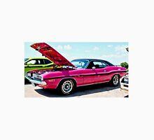 Bubblegum Pink Classic Dodge Challenger T-Shirt