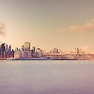 New York City Skyline - Queensboro Bridge by Vivienne Gucwa