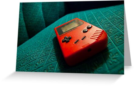 Gameboy by Johnny Joo