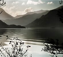 Ullswater - A Mystical World (The Lake District UK) by hampshirelady