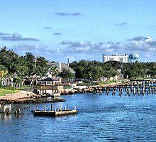 Galveston Bay by Judylee