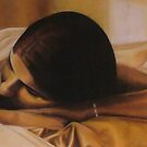 Sleep (Detail) by Sukhwinder Flora