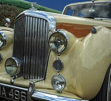 Bentley MK6 by Michael  Gunterman