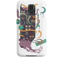 Power Trio Samsung Galaxy Case/Skin