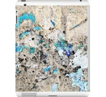 A Touch of Blue iPad Case/Skin
