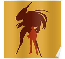 Akihiko - Polydeuces Persona 3 Poster