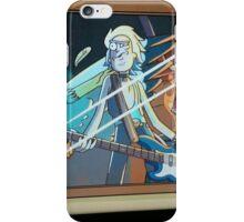 Rick in a Band iPhone Case/Skin