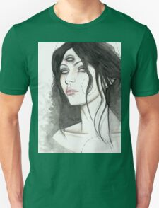 Kaia the Ghoul Queen Unisex T-Shirt