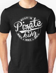 "One Piece Monkey D. Luffy ""Pirate King"" 2 Shirt T-Shirt"